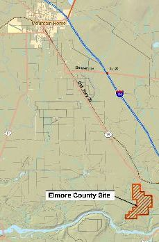 Our proposed location will ensure many economic benefits stay concentrated in Elmore County